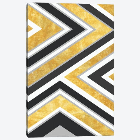 Diagonal Geometric Canvas Print #AEZ122} by Angel Estevez Canvas Art