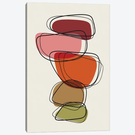 Balancing Canvas Print #AEZ130} by Angel Estevez Canvas Print