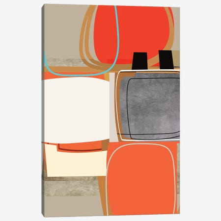 Labels Canvas Print #AEZ134} by Angel Estevez Canvas Art