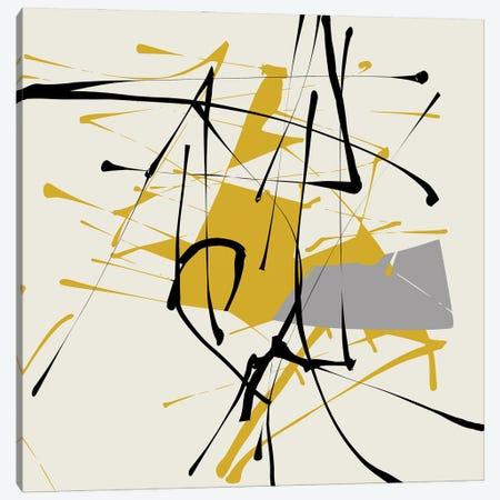 Remembering Pollock Canvas Print #AEZ141} by Angel Estevez Canvas Wall Art