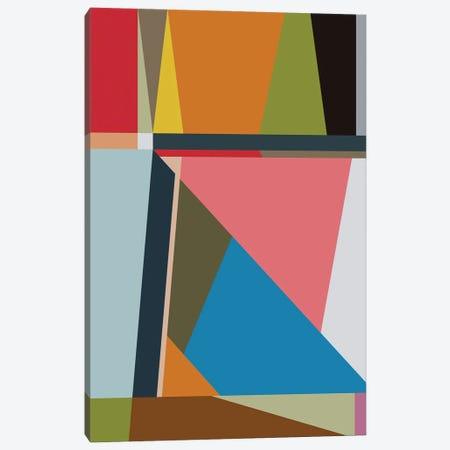 Geometrism Canvas Print #AEZ145} by Angel Estevez Art Print