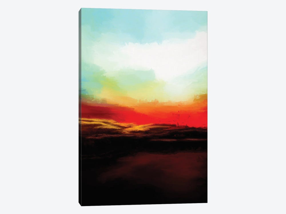 Beautiful Evening by Angel Estevez 1-piece Canvas Artwork