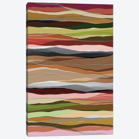 Colorful Mountains I Canvas Print #AEZ158} by Angel Estevez Art Print