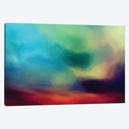 Impressionist Landscape Canvas Print #AEZ161} by Angel Estevez Canvas Artwork