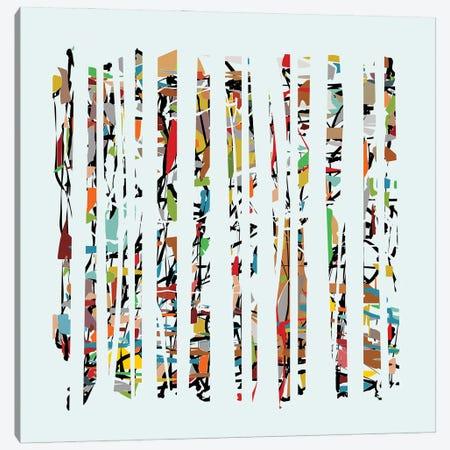 Between Cracks Canvas Print #AEZ163} by Angel Estevez Canvas Artwork