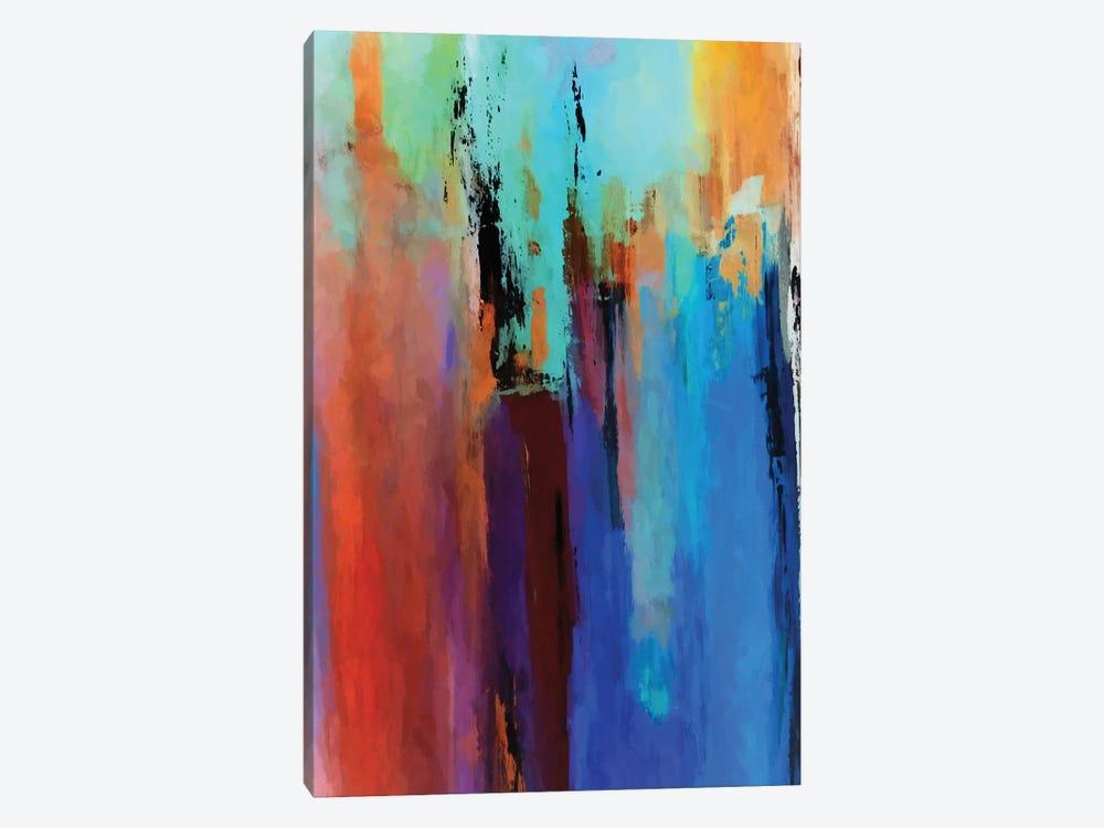 Cityscape by Angel Estevez 1-piece Canvas Art