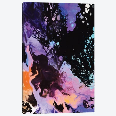 Fluid Ink Canvas Print #AEZ174} by Angel Estevez Canvas Art
