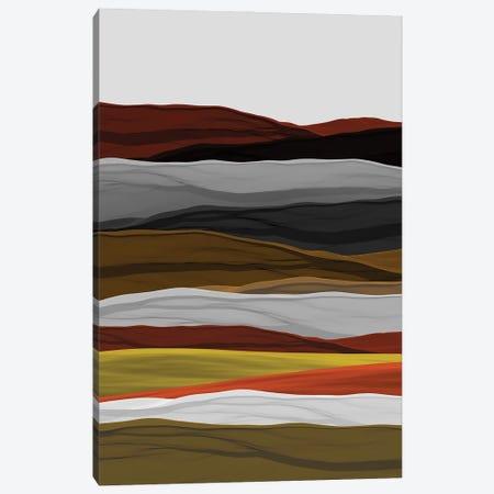 Colorful Mountains Canvas Print #AEZ17} by Angel Estevez Canvas Print