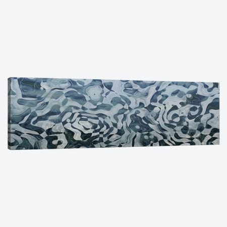 Random Forms Canvas Print #AEZ186} by Angel Estevez Canvas Art Print