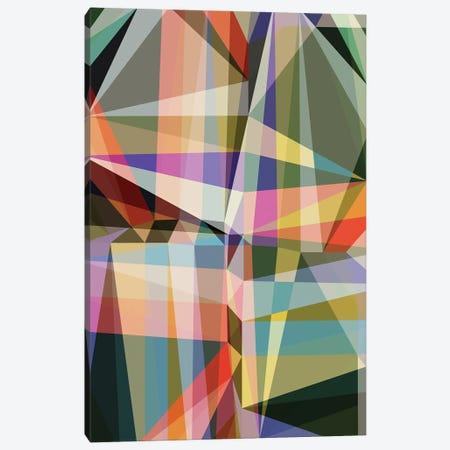Reflections Of Lights Canvas Print #AEZ188} by Angel Estevez Canvas Wall Art
