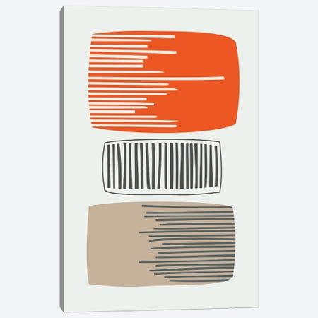 Scratched Blocks Canvas Print #AEZ191} by Angel Estevez Canvas Print