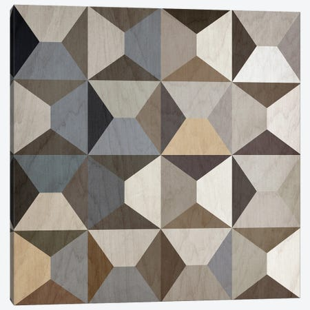 Wood Pattern Canvas Print #AEZ197} by Angel Estevez Canvas Art