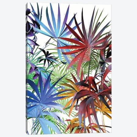 Tropical Foliage II Canvas Print #AEZ205} by Angel Estevez Canvas Wall Art