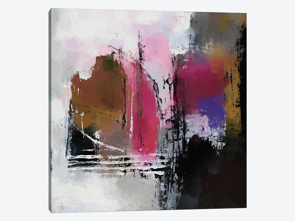 Cityscape II by Angel Estevez 1-piece Canvas Art Print