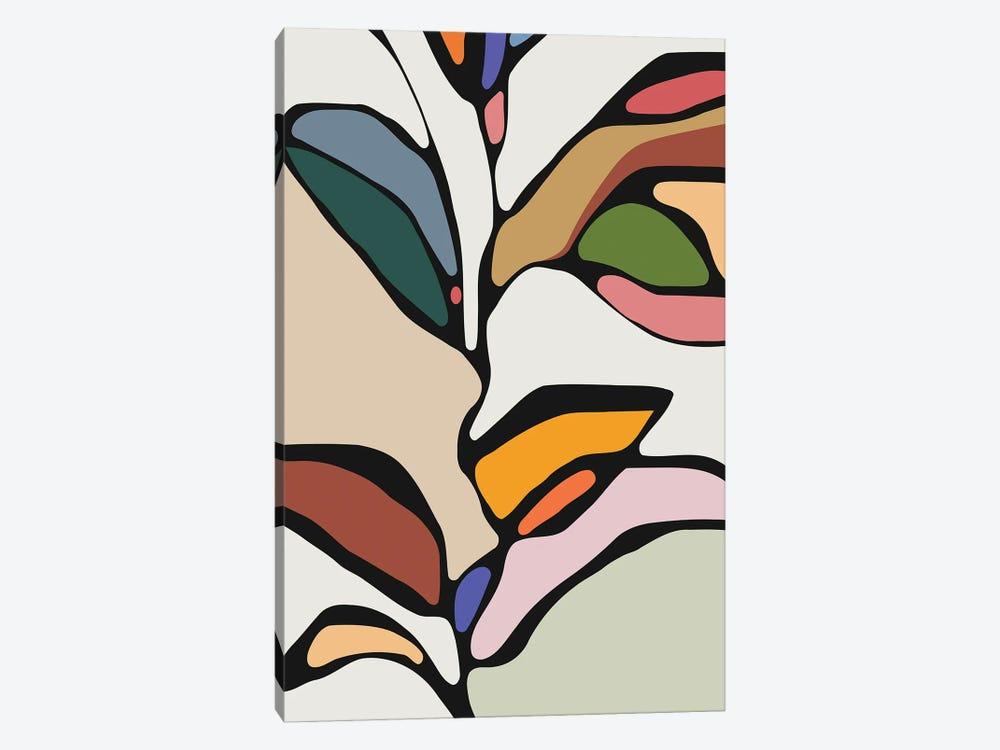 Colorful Tree by Angel Estevez 1-piece Art Print