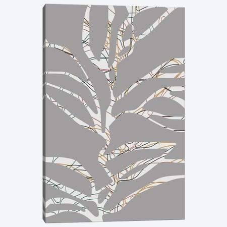 Scratched Tree Canvas Print #AEZ211} by Angel Estevez Canvas Artwork