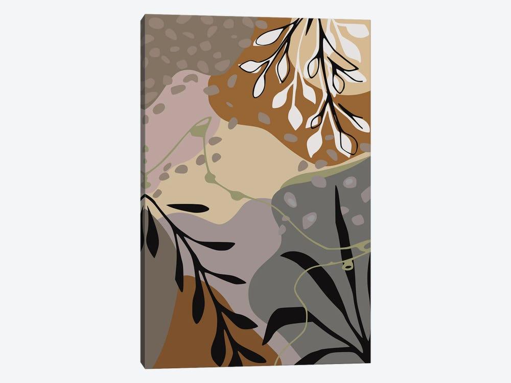 Terracotta Tones by Angel Estevez 1-piece Canvas Print