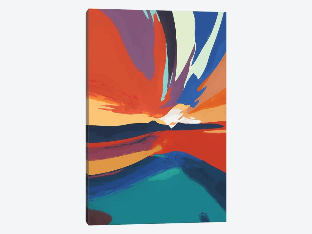 Vibrant Sunset IV by Angel Estevez 1-piece Art Print
