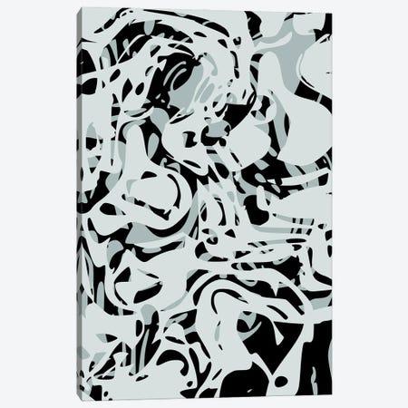 Hollow Shapes II Canvas Print #AEZ222} by Angel Estevez Art Print