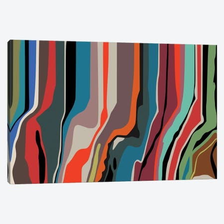 Ripples III Canvas Print #AEZ230} by Angel Estevez Canvas Wall Art