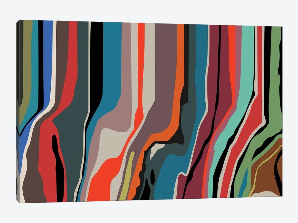 Ripples III by Angel Estevez 1-piece Canvas Art Print