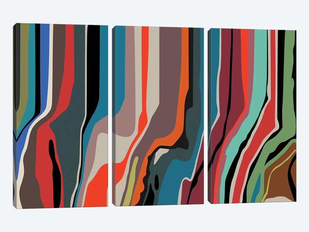 Ripples III by Angel Estevez 3-piece Art Print