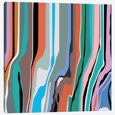 Ripples IV Canvas Print #AEZ231} by Angel Estevez Canvas Wall Art