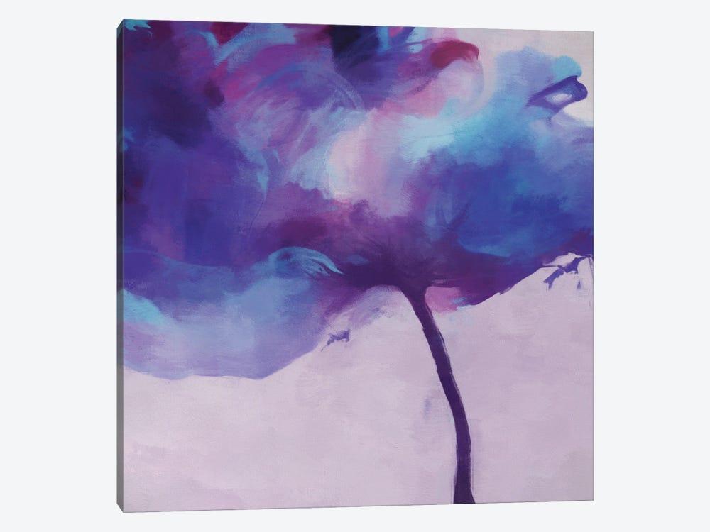 Purple Tulip by Angel Estevez 1-piece Canvas Artwork