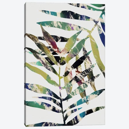 Tropical Foliage V Canvas Print #AEZ239} by Angel Estevez Canvas Wall Art