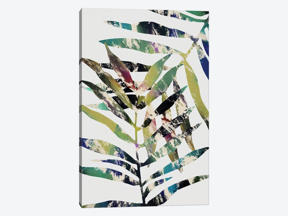 Tropical Foliage V by Angel Estevez 1-piece Canvas Artwork