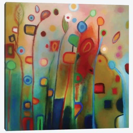Wildflowers Canvas Print #AEZ240} by Angel Estevez Art Print