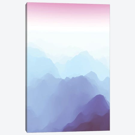 Beautiful Mountains V Canvas Print #AEZ243} by Angel Estevez Canvas Art Print