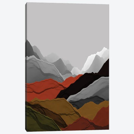 Beautiful Mountains VI Canvas Print #AEZ244} by Angel Estevez Canvas Art