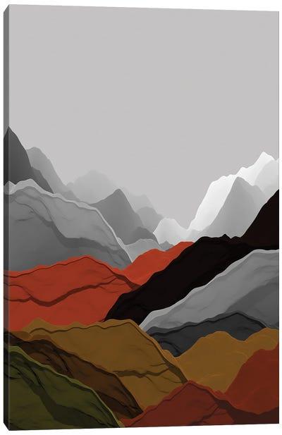 Beautiful Mountains VI Canvas Art Print