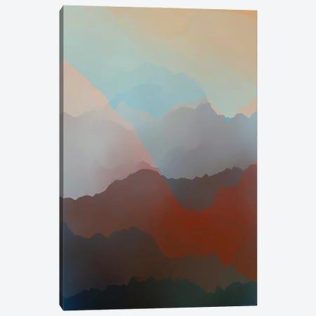 Beautiful Mountains IX Canvas Print #AEZ247} by Angel Estevez Canvas Artwork