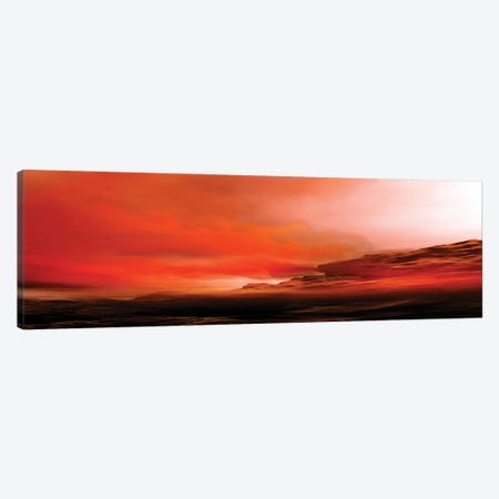 Red Sky II Canvas Print #AEZ251} by Angel Estevez Canvas Wall Art
