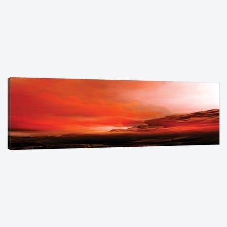 Red Sky II Canvas Print #AEZ251} by Angel Estevez Canvas Wall Art