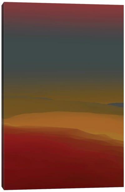 Serene Evening Canvas Art Print