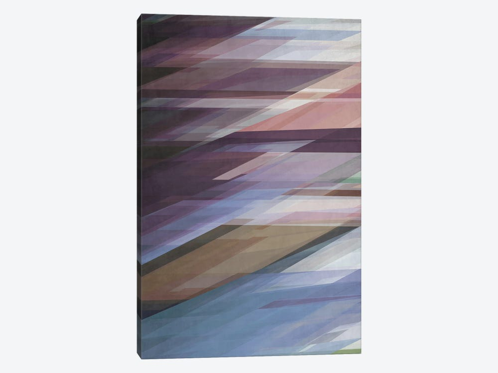 Geometric Pattern II by Angel Estevez 1-piece Canvas Wall Art