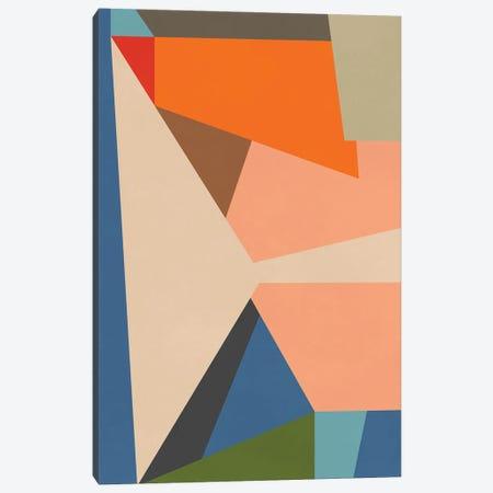 Geometric Pattern Canvas Print #AEZ264} by Angel Estevez Canvas Art