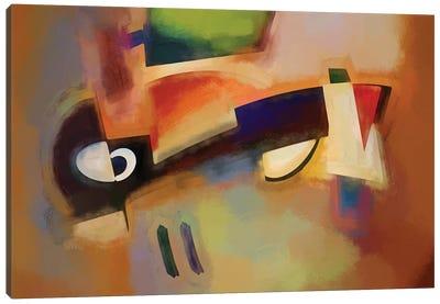Miró Concept Canvas Art Print