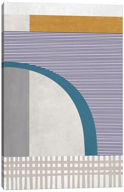 Patterns II Canvas Art Print