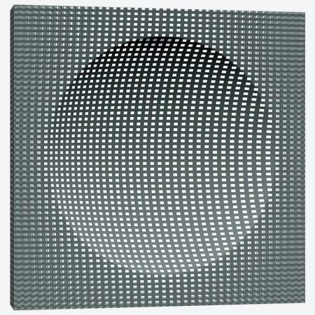 3D Sphere Canvas Print #AEZ286} by Angel Estevez Canvas Wall Art