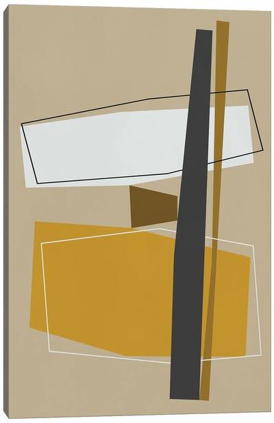 Balanced Parts Canvas Art Print