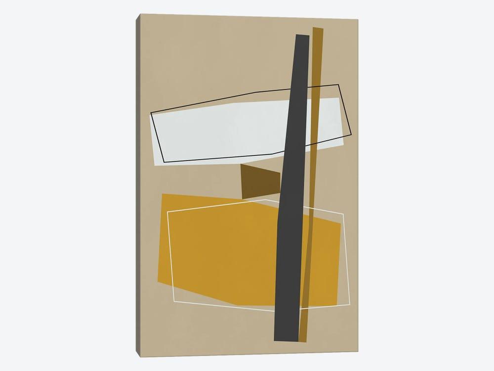 Balanced Parts by Angel Estevez 1-piece Canvas Print