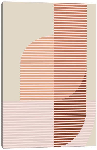 Behind The Blind Canvas Art Print