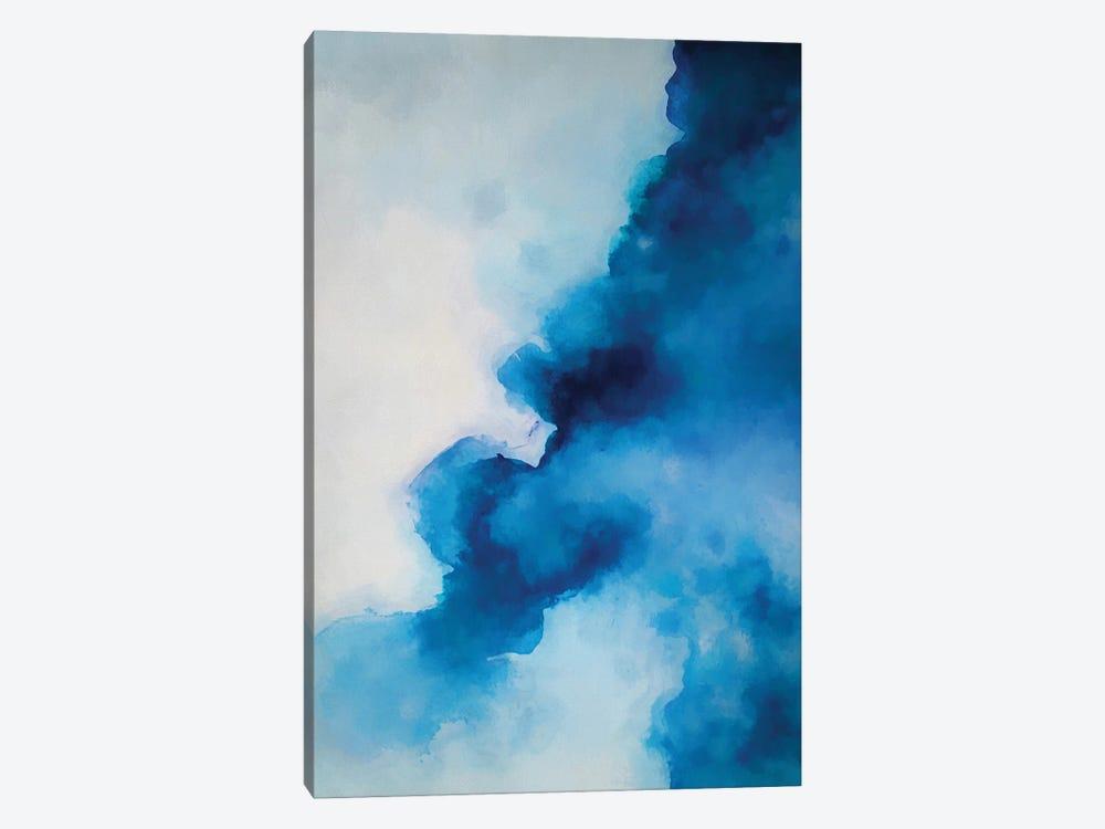 Blue Ink by Angel Estevez 1-piece Art Print