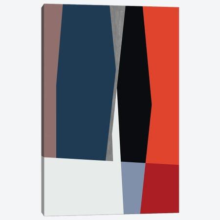 Cropped Stripes Canvas Print #AEZ293} by Angel Estevez Canvas Artwork