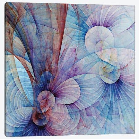 Flower Petals Canvas Print #AEZ295} by Angel Estevez Canvas Print