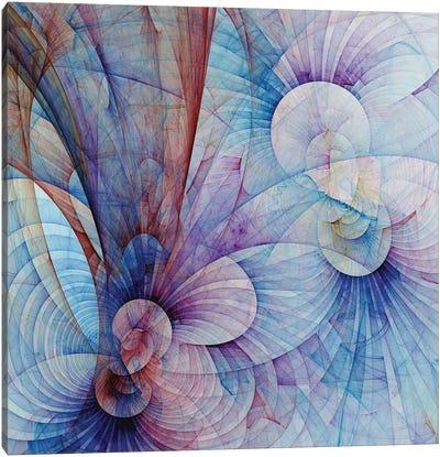 Flower Petals Canvas Art Print